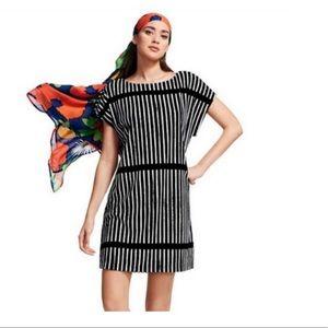Marimekko Target Striped Swim Cover Up/Dress Sz S